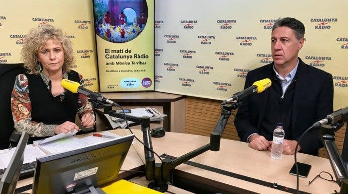Los 'zascas' de García Albiol que han sacado de sus casillas a la terrible Mónica Terribas