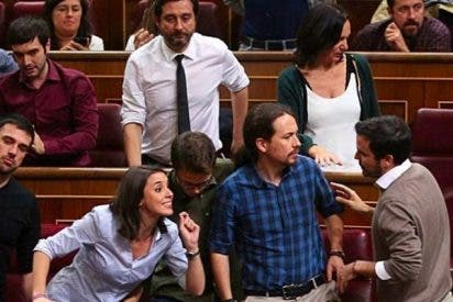 Iglesias y Espinar purgan Podemos de 'radicales' y cabrean al sector 'anticapitalista'