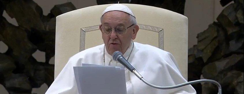 """""""¿Por qué hay que ir a misa los domingos?"""", se pregunta el Papa"""