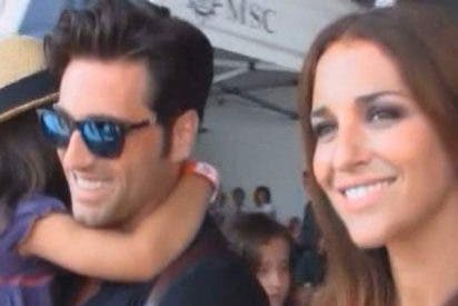 David Bustamante se pone enfermo con Paula Echevarría