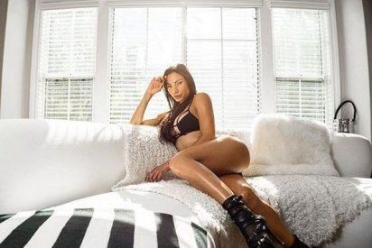 Así es la modelo Nicole Amato; sensualidad y curvas interminables