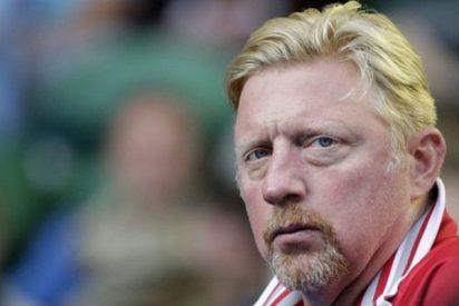 La bochornosa estafa del tenista Boris Becker al donante de un programa benéfico