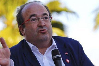 El socialista Iceta dice que pediría el indulto para los golpistas catalanes