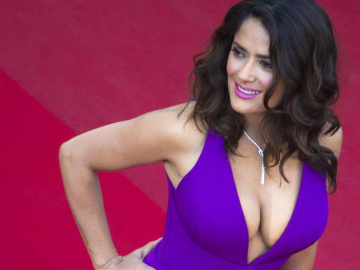El estremecedor relato de la actriz Salma Hayek sobre el acoso sexual que vivió con Harvey Weinstein