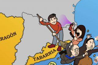"""Alfonso Rojo: """"¡Viva Tabarnia libre y española!"""""""