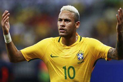 La polémica declaración de Neymar sobre la eliminación de Brasil en 2014