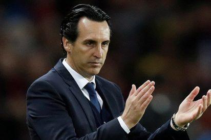 """El técnico del PSG niega que existan """"dudas"""" sobre su trabajo al frente del club francés"""