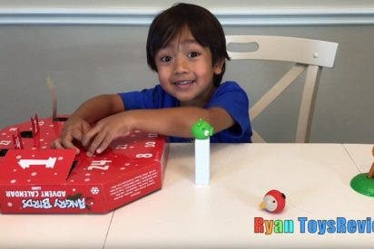 Este niño de 6 años gana millones de dólares por probar juguetes