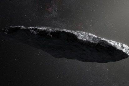 ¿Ha descubierto Stephen Hawking una nave alienígena?
