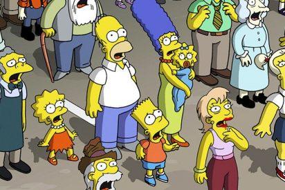 Reino Unido: Scotland Yard atrapa a decenas de criminales con un método de 'Los Simpson'