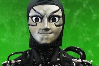 Así es el robot humanoide más avanzado jamás visto