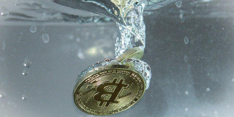 El Bitcóin pierde la quinta parte de su valor de un día para otro