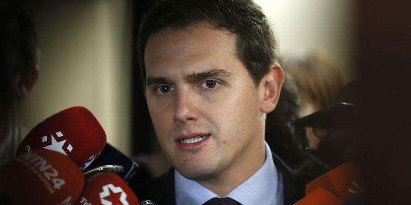 """Albert Rivera: """"El PSC nos ha traicionado muchas veces"""""""