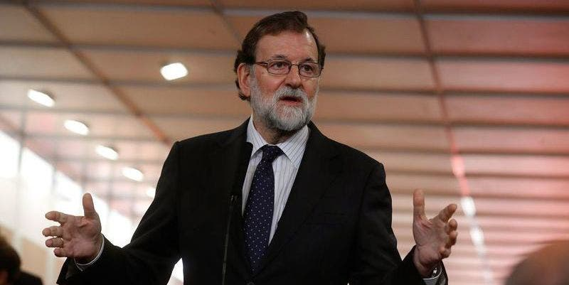"""Mariano Rajoy: """"¿Por qué no voy a presentarme si no he hecho nada tan malo?"""""""