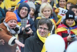 La independista TV3 amarga el guateque a los manifestantes independentistas de Bruselas