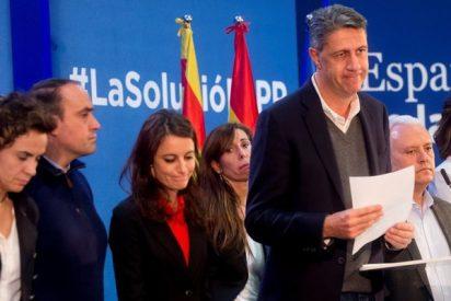 """Luis Ventoso: """"Arrimadas cumple, el PP naufraga y los sediciosos catalanes siguen"""""""