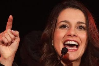 La foto de una 'novata' Inés Arrimadas que enternece a las redes sociales