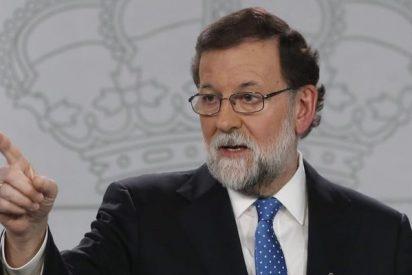 """Rajoy se cachondea de Puigdemont: """"De reunirme con alguien será con Arrimadas, que es quien ha ganado"""""""