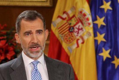 El Rey de España tiene un 'sueldo' de 19.909 euros brutos al mes