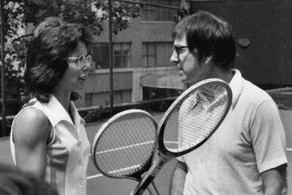 """""""Las mujeres apestan"""": el desafío que desató la batalla de los sexos entre Billie Jean King y Bobby Riggs"""