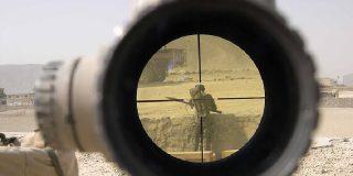 Guerra en directo: mortal duelo de francotiradores