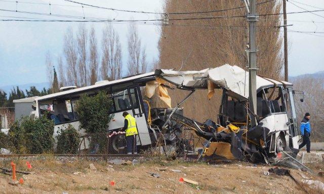 """""""Dolor"""" del Papa por la muerte de jóvenes en un accidente en Francia"""