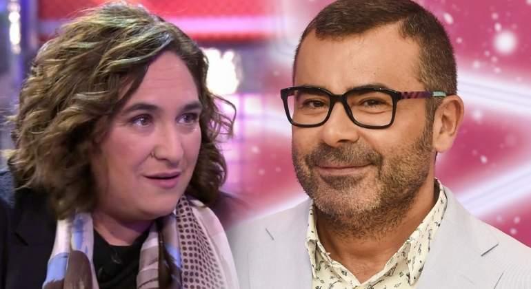 'Deluxe': Jorge Javier confiesa la 'revelación' que sintió con Ada Colau durante su entrevista