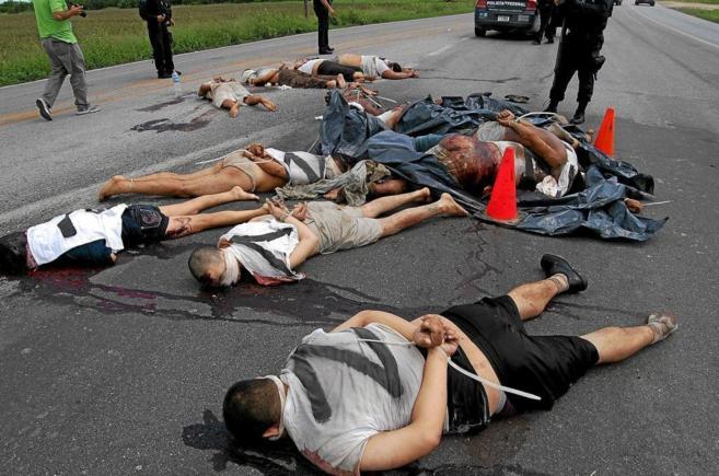 México termina su año más violento dando carta blanca al Ejército en las calles