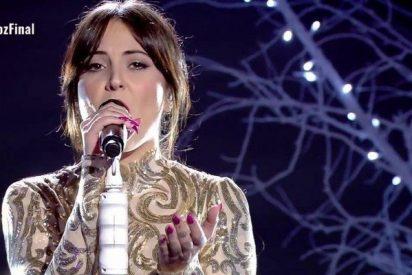 'La Voz': Alba gana una final bañada en lágrimas