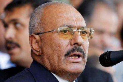 Los rebeldes de yemen asesinan al expresidente de Yemen Alí Abdulá Salé en un ataque a Saná