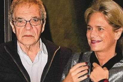 Isabel Sartorius y César Alierta, una relación que languidece