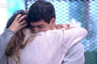 El tierno y eterno abrazo de Amaia y Alfred al saber que no pasarían juntos la Nochebuena
