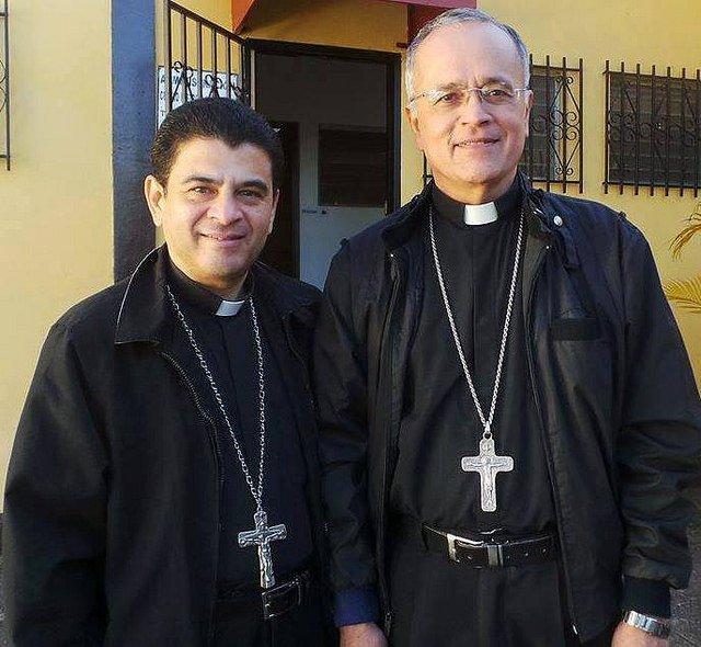 Los obispos Álvarez y Báez, personajes eclesiales del año en Nicaragua