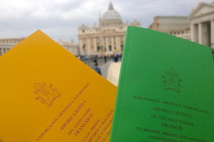 Ésta es la respuesta del Papa a los cardenales de las 'dubia'