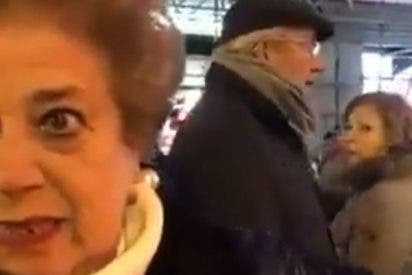 'Pifias Carmena': un municipal obliga a una anciana a dar toda la vuelta a la manzana por el sentido único peatonal