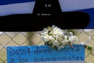 Jornada de oración en Argentina por los tripulantes del submarino desaparecido