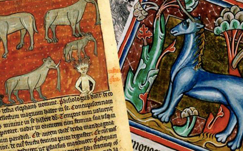 Así eran las bestias más fantásticas que aparecían en los libros de ciencia natural del Medioevo