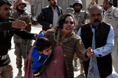 Al menos 9 muertos y 30 heridos en un atentado contra una iglesia metodista en Pakistán