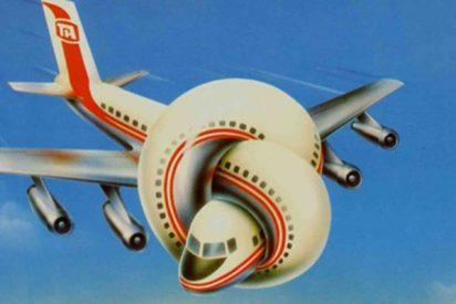 ¿Cómo puede alguien abordar un avión sin billete y salir de viaje internacional?