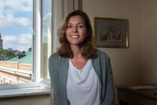 Barbara Jatta, la mujer que quiere traer a Sting a los Museos Vaticanos