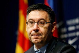Dimite Bartomeu como presidente del Barça