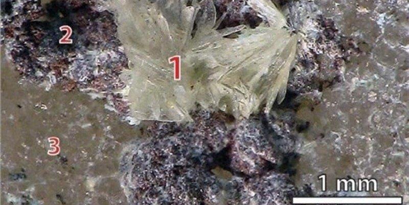 Conoce el batagaít, un nuevo mineral sin análogos, que nadie sabe para que vale