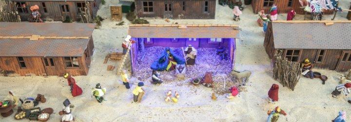 Hoy, Jesús nacería en un campo de refugiados