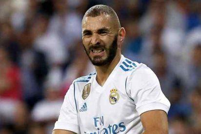 En el Real Madrid aumenta el número de los que señalan a Benzema la puerta de salida