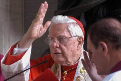 Muere Bernard Law, el cardenal del 'Spotlight' de Boston