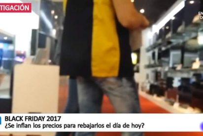 Trabajador culpa a 'La mañana' de TVE de su despido por un reportaje sobre el Black Friday