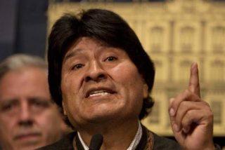 El primer recuento de votos confirma que Evo Morales gana con un 45 %, pero iría a segunda vuelta contra Carlos Mesa