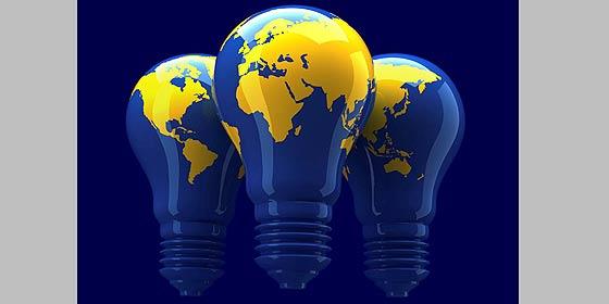 Consiguen plantas naturales que iluminan y pueden sustituir a las lámparas eléctricas