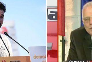 Borrell responde a los insultos del showman de la independencia como más le duele, sin siquiera nombrar al personaje