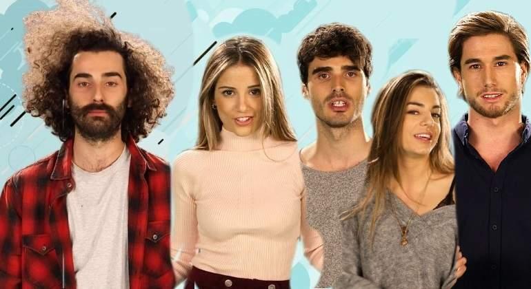 Estos son los cinco solteros del nuevo programa de Cuatro 'Singles XD'